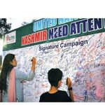 Strong Remembering the Plight of Kashmiris strong